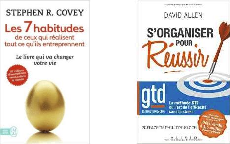 Covey vs. Allen : Complémentarité ou Contradiction